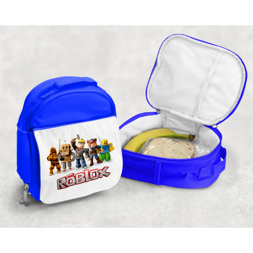 Roblox Kids Lunch Tote