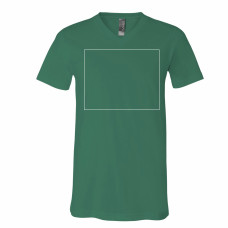 Kelly Green V-Neck BYOT