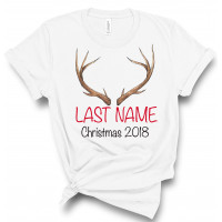 Kids Christmas 2018 Custom T-Shirt