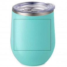 12oz Mint Stemless Wine Tumbler BYOT