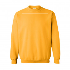 Gold Heavy Blend Sweatshirt BYOT