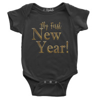 My First New Year Onesie