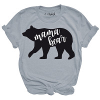 I Am The Mama Bear T-Shirt