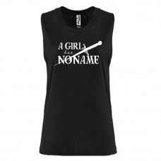 A Girl Has No Name Festival Muscle Tank