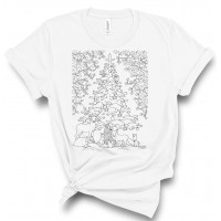Narwal Color Your SOUL! T-Shirt