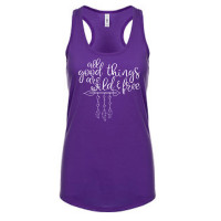 ALL GOOD THINGS TANK TOP