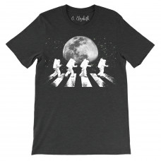 Abbey Road Astronauts Crew Neck T-Shirt