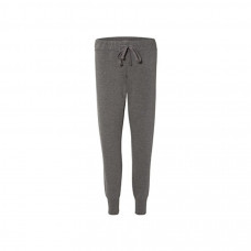 Ladies Omega Stretch Pant -Charcoal Triblend