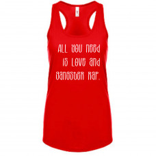 All You Need Is Love and Gangster Rap Tank Top