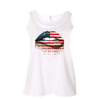 American Lips Curvy Collection Tank
