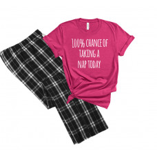 100% Chance Pajama Set