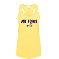 Air Force Wife Tank Top