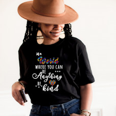 Autism Be Kind T-Shirt