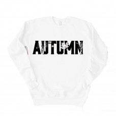 Autumn Unisex Drop Sleeve Sweatshirt