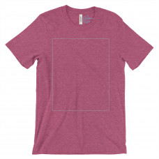 *Express Ship Heather Raspberry Crew Neck BYOT