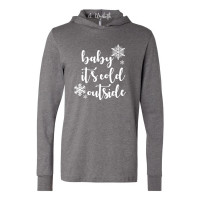 Baby It's Cold Outside Lightweight Hoodie