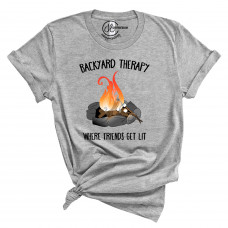Backyard Therapy T-Shirt