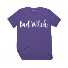 Bad Witch V-Neck