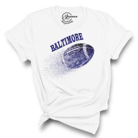 Baltimore Football T-Shirt