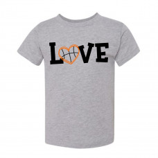 Basketball Love Toddler T-Shirt
