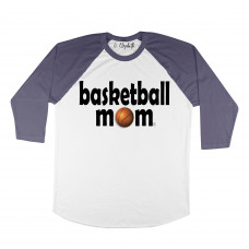 Basketball Mom Raglan