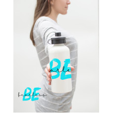 Be Fearless Water Bottle