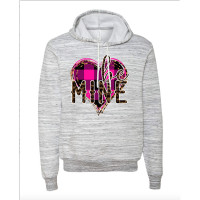 Be Mine Fleece Hoodie