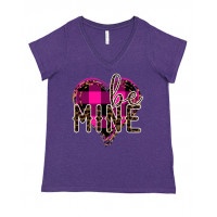 Be Mine Curvy Collection V-Neck