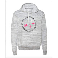 Be You Fleece Hoodie - Parental Hope