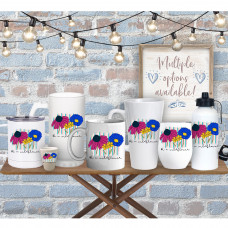 Be a Wildflower Drinkware (Multiple Options)