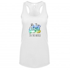 Be the Change Tank Top