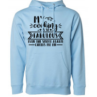 The Best Cook Fleece Hoodie