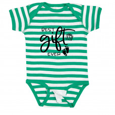 Best Christmas Gift Ever Onesie - Parental Hope