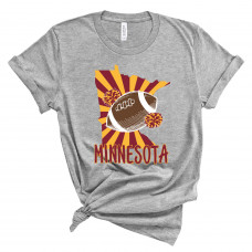 Big 10 Football Minnesota T-Shirt