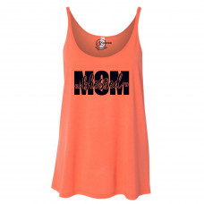 Blessed Mom Slouchy Tank
