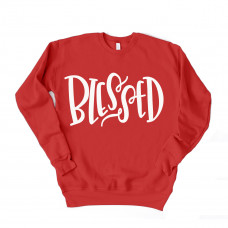 Blessed Unisex Drop Sleeve Sweatshirt