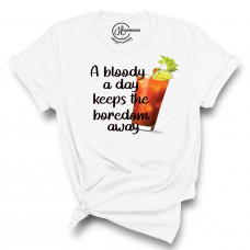 Bloody Marys and Boredom T-Shirt