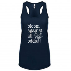 Bloom Against All Odds Tank Top - Parental Hope