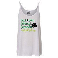 Boys of St.Patrick's Day Slouchy Tank