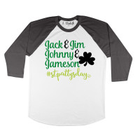 Boys of St.Patrick's Day Raglan