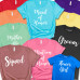 Bridal Party T-Shirt - Women - Multiple Options!