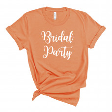 Bridal Party T-Shirt - Women