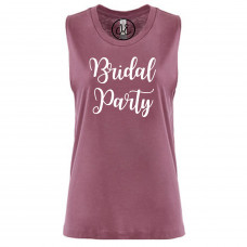Bridal Party Festival Muscle Tank - Multiple Options!