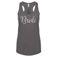 Bride Tank Top - Multiple Color Options!