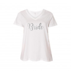 Bride Curvy Collection V-Neck - Multiple Color Options!