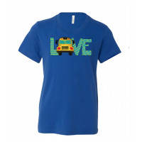 Bus Love Toddler T-Shirt
