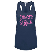 CANCER SLAYER TANK TOP