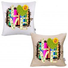 Cactus Love Pillow Cover