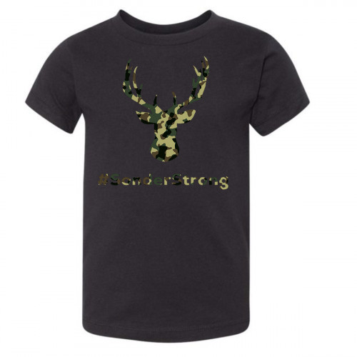 Camo Sonder Strong Youth T-Shirt