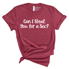 Can I Steal You T-Shirt